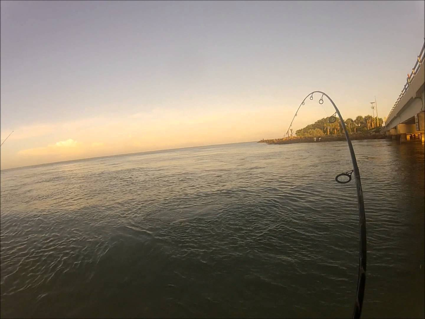 Tampa Bay, inshore fishing capitol of the world.
